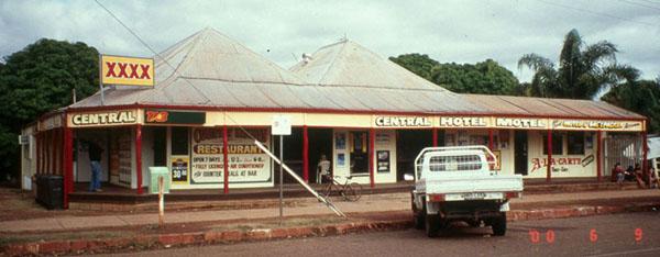 Queensland Pub