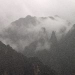 After the rain in Tiger Leaping Gorge