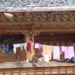 Clotheslines in Shangri-La