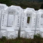 Carved Headstones