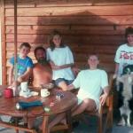 Sattler Family in WV