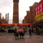 Mosque in Urumqi.