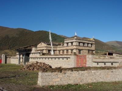 Tibetan archictecture