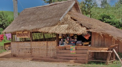 Typical Store in N. Laos