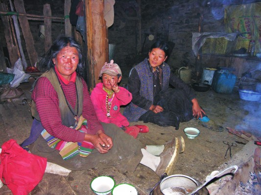 Tibetan Thanksgiving