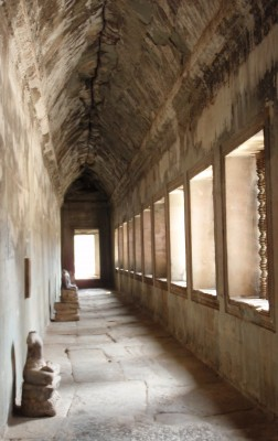 Passageway at Angkor Wat
