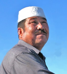 Uighurs Make An Impact