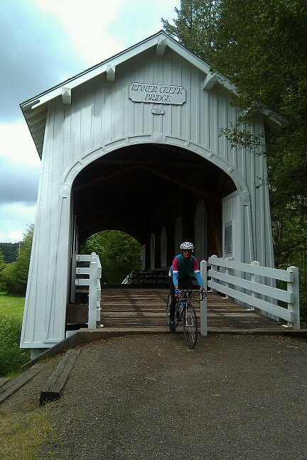 Polk County Rintner Creek Bridge