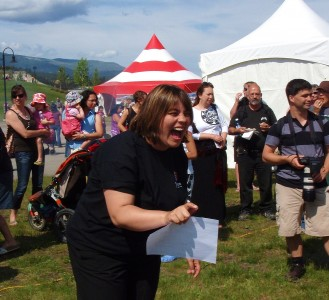 Whitehorse: A Busy First Nations Day and Solstice