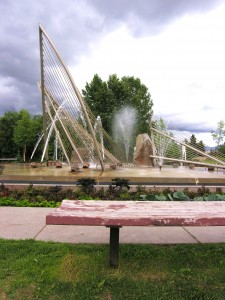 Fountain of Need; Anchorage Encounter