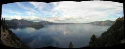 Crater Lake, Oregon; another BIG ONE only a matter of TIME
