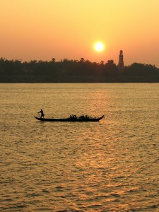 Living on the Mekong in Cambodia: Where do you live?