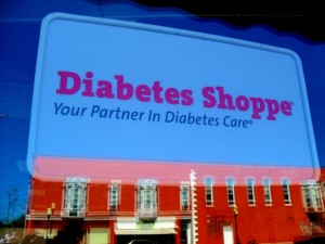Diabetes Shoppe; Commercializing Slow Death