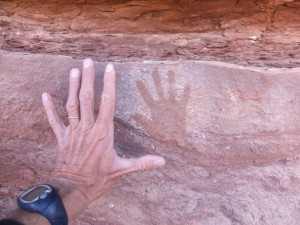 Peekaboo and Rock Art Too; Seeking Rock Art in Needles District of Canyonlands