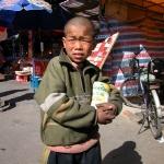 Tibeten begger.