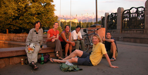 Central Asial Cycle Touring Club.