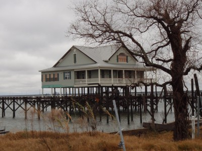 House on Lake P