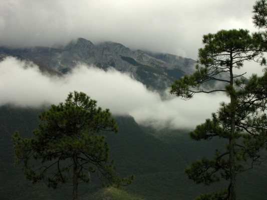 Hava Snow Mountain