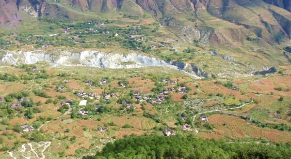 Village in Shangri-la