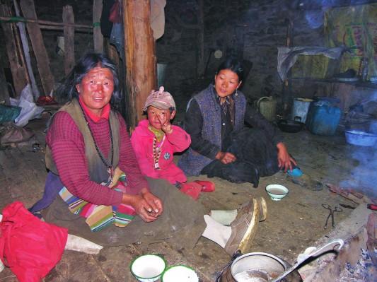 Tibetan Thanksgiving