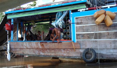 Home and Business on the Mekong