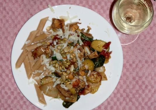 Thanksgiving Dinner 3